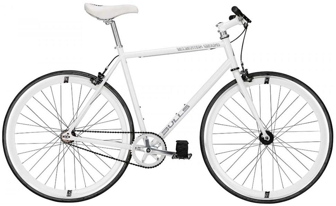 Велосипед городской Bulls Recreation Ground 2015, цвет: белый, рама 21,5, колесо 28129379