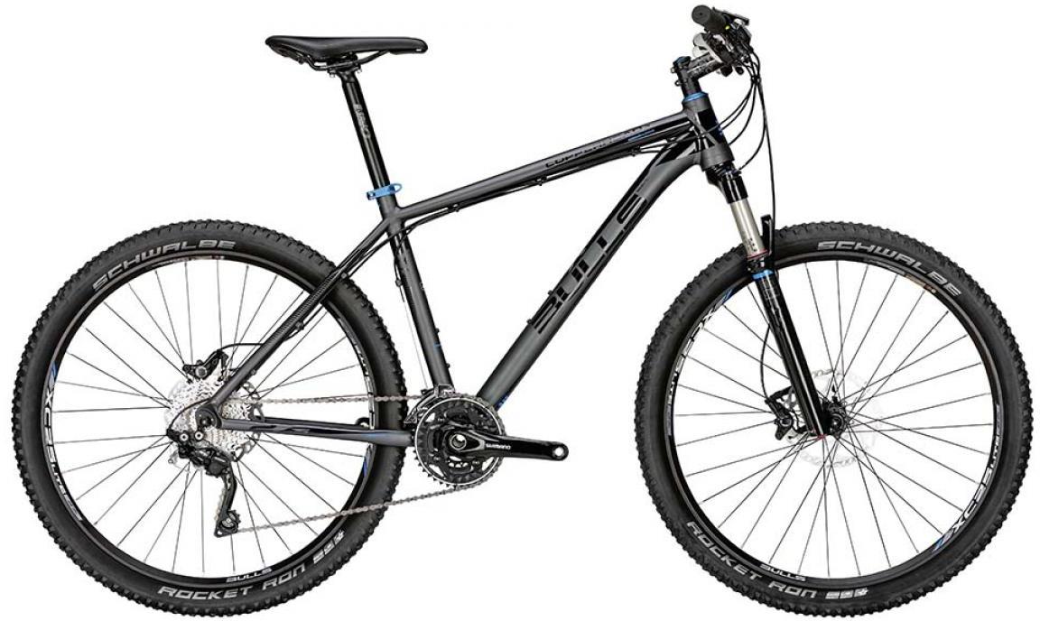 Велосипед горный Bulls Copperhead 3 2015, цвет: серый, рама 18, колесо 27,5129406