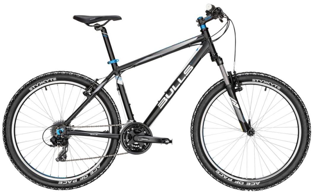 Велосипед горный Bulls Wildtail 2016, цвет: черный, рама 18, колесо 26256981
