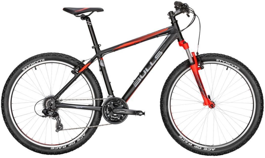 Велосипед горный Bulls Wildtail 2016, цвет: красный, рама 16, колесо 27,5257001