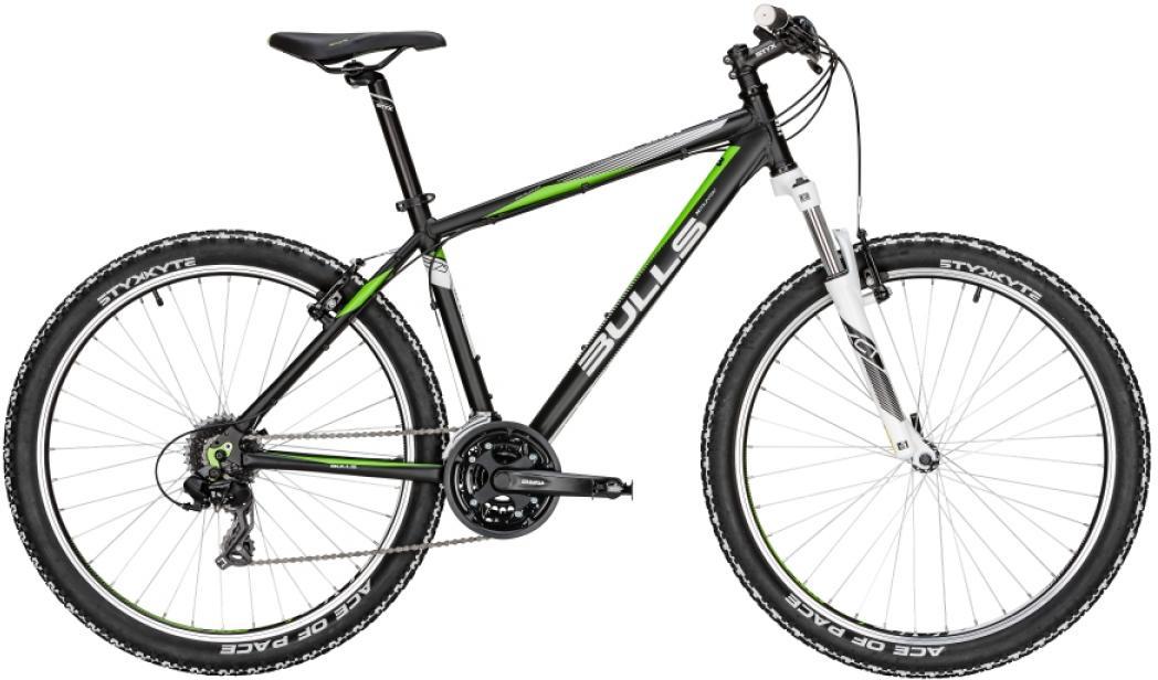 Велосипед горный Bulls Wildtail 2016, цвет: зеленый, рама 18, колесо 27,5257006