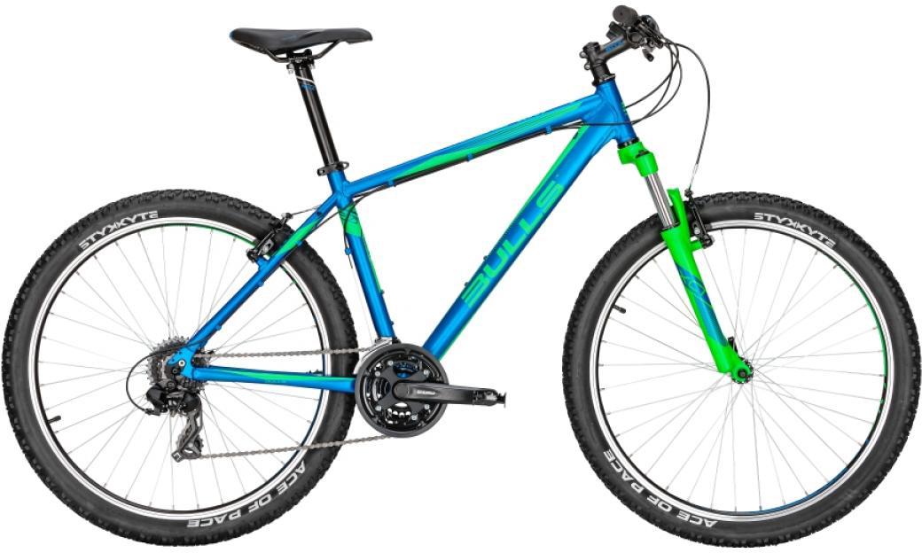 Велосипед горный Bulls Wildtail 2016, цвет: синий, рама 16, колесо 27,5257009