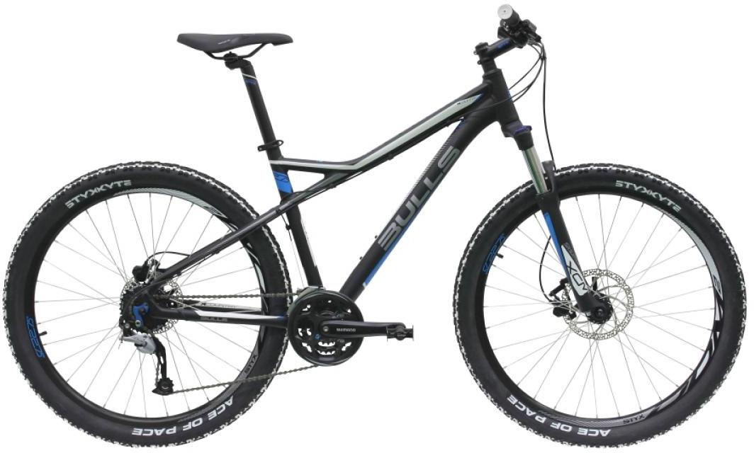 Велосипед горный Bulls Sharptail 2 Disc 2016, цвет: серый, рама 22, колесо 27,5257028
