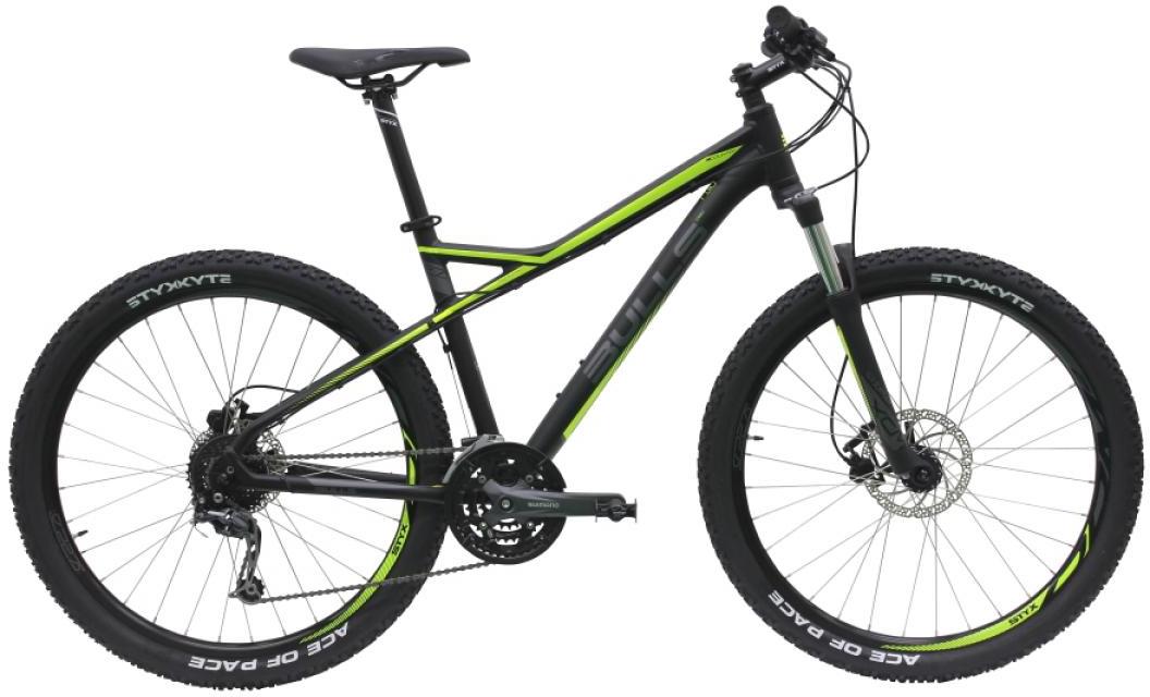 Велосипед горный Bulls Sharptail 3 Disc 2016, цвет: черный, рама 18, колесо 27,5257038