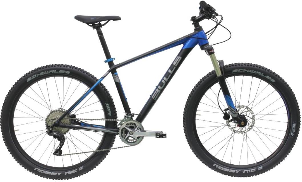 Велосипед горный Bulls Copperhead Plus 2016, цвет: черный, рама 20, колесо 27,5257059