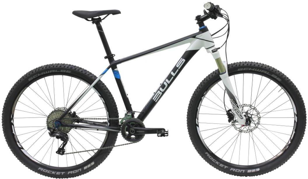 Велосипед горный Bulls Copperhead 3 2016, цвет: белый, рама 18, колесо 27,5257070