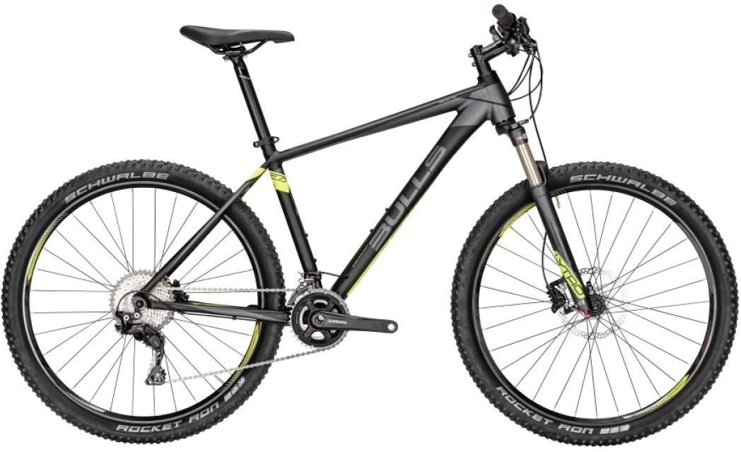 Велосипед горный Bulls Copperhead 3 2016, цвет: серый, рама 16, колесо 27,5. 0257075257075