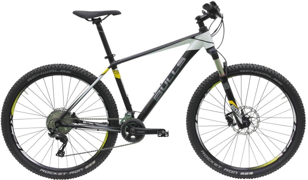 Велосипед горный Bulls Copperhead 3 S 2016, цвет: серый, рама 16, колесо 27,5257081