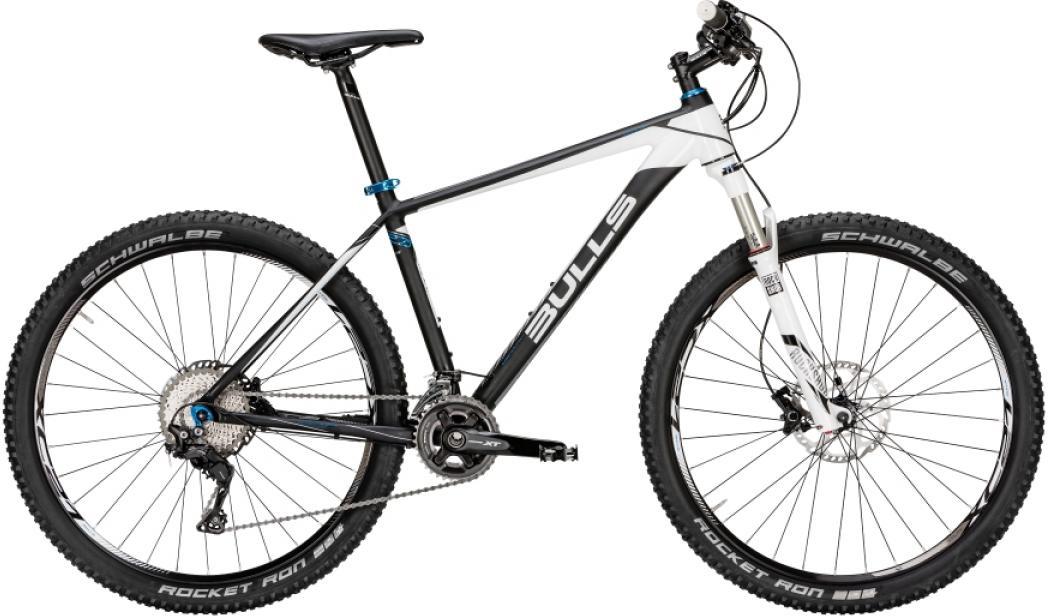 Велосипед горный Bulls Copperhead 3 RS 2016, цвет: черный, рама 20, колесо 27,5257087