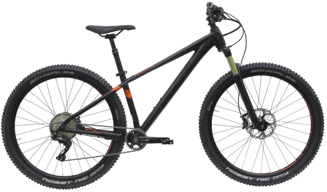 Велосипед горный Bulls Duro 2016, цвет: черный, рама 15, колесо 27,5257093