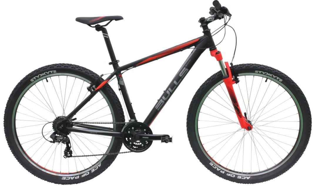 Велосипед горный Bulls Wildtail 2016, цвет: красный, рама 18, колесо 29257096