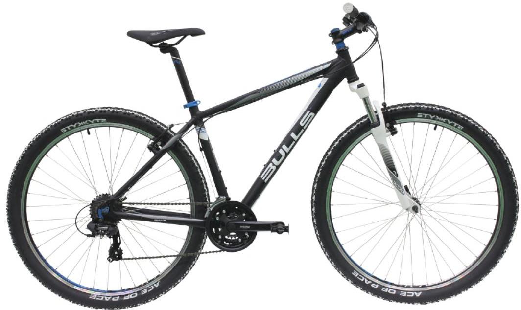 Велосипед горный Bulls Wildtail 2016, цвет: белый, рама 18, колесо 29257100