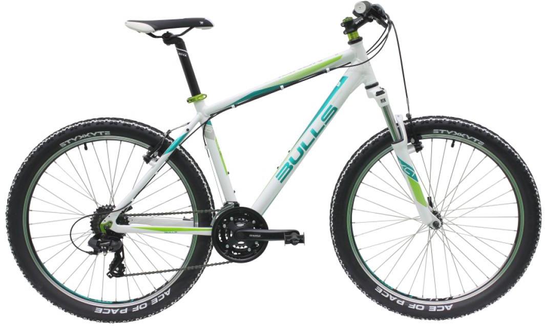 Велосипед женский Bulls Nandi 2016, цвет: белый, рама 14,5, колесо 26257143