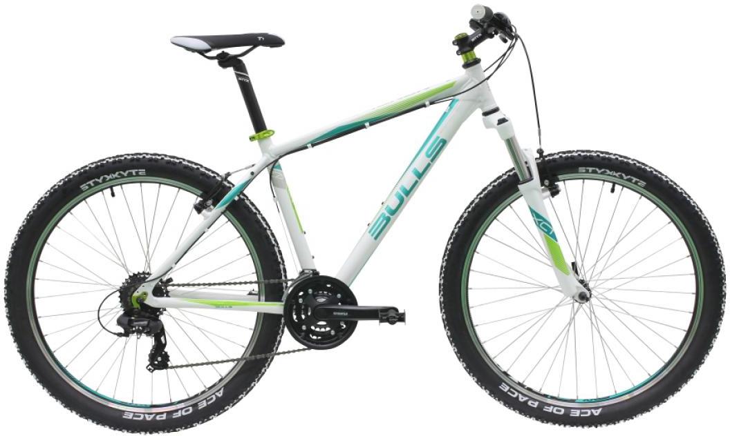 Велосипед женский Bulls Nandi 2016, цвет: белый, рама 14,5, колесо 27,5257162