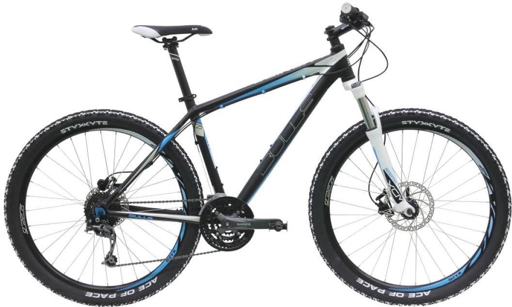 Велосипед женский Bulls Vanida 2016, цвет: черный, рама 16, колесо 27,5257179