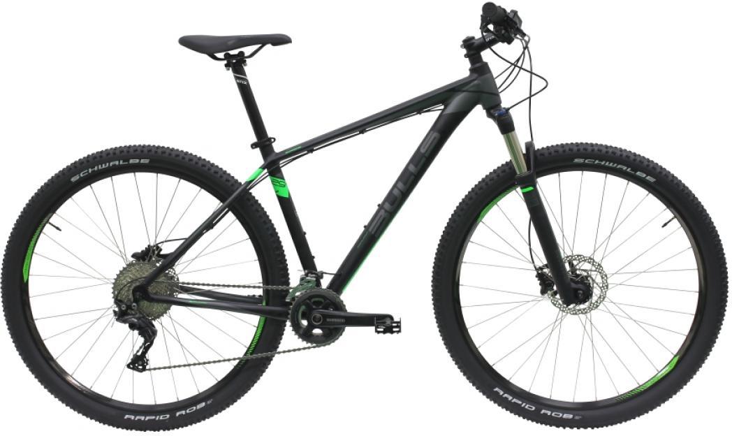 Велосипед горный Bulls Copperhead Supreme 2016, цвет: черный, рама 20, колесо 29257205