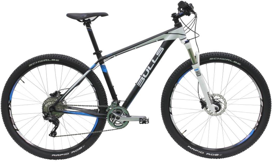 Велосипед горный Bulls Copperhead Supreme 2016, цвет: белый, рама 24, колесо 29257212