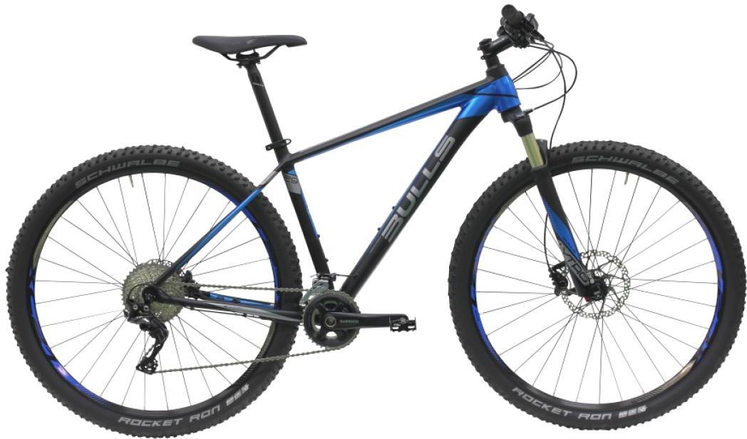 Велосипед горный Bulls Copperhead 2016, цвет: синий, рама 18, колесо 29257222