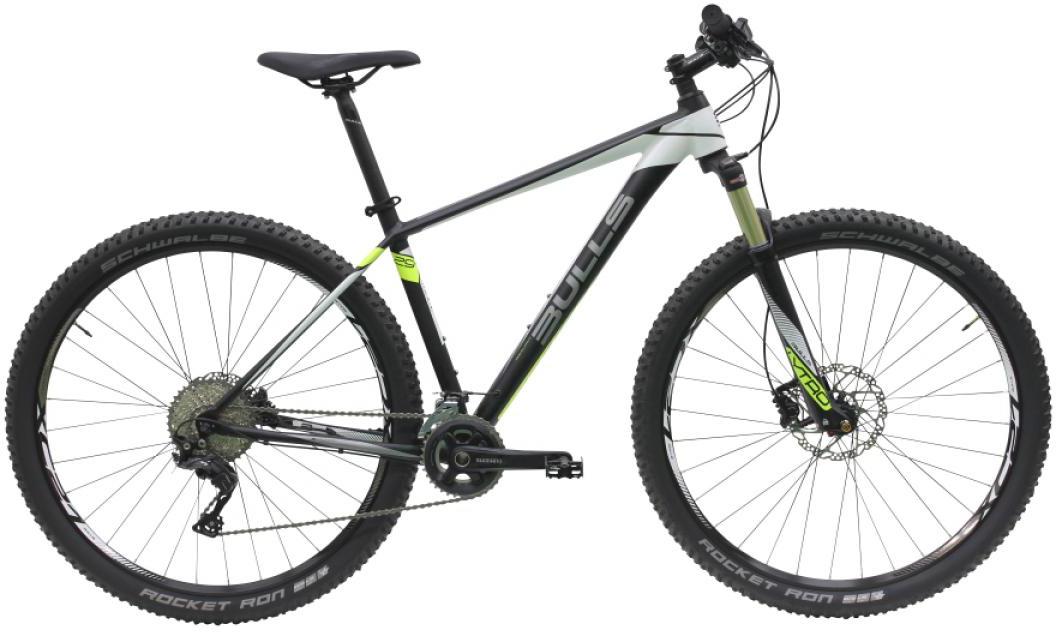 Велосипед горный Bulls Copperhead 2016, цвет: белый, рама 22, колесо 29257229