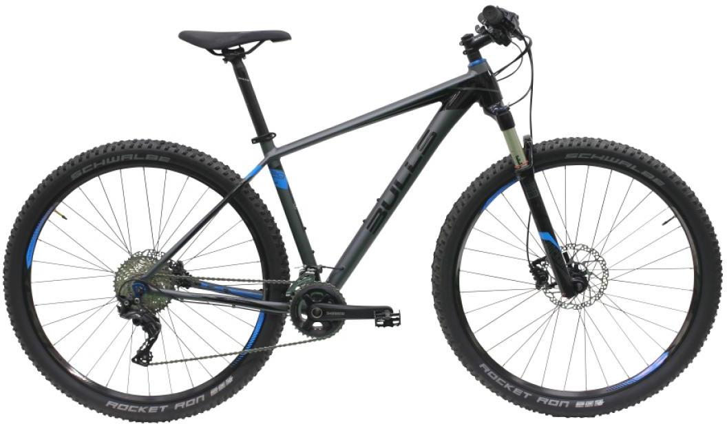 Велосипед горный Bulls Copperhead S 2016, цвет: серый, рама 24, колесо 29257235
