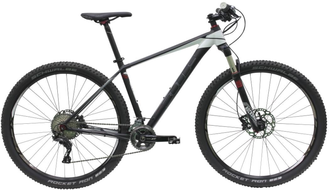 Велосипед горный Bulls Copperhead RS 2016, цвет: черный, рама 18, колесо 29257237