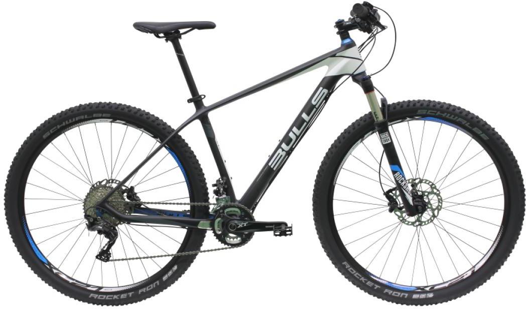 Велосипед горный Bulls Copperhead Carbon 2016, цвет: черный, рама 16, колесо 29257246