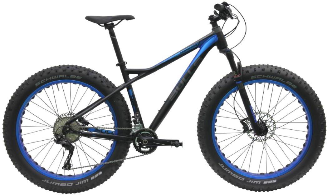 Велосипед горный Bulls Monster RS 2016, цвет: черный, рама 18, колесо 26257254