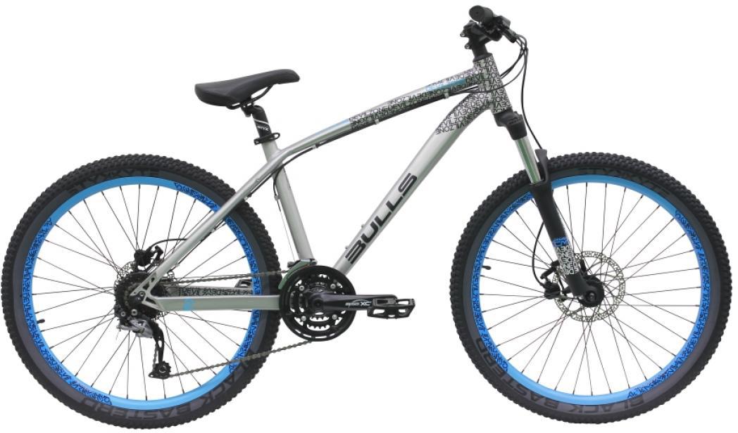 Велосипед горный Bulls Devilzone 2 2016, цвет: серый, рама 16, колесо 26257265