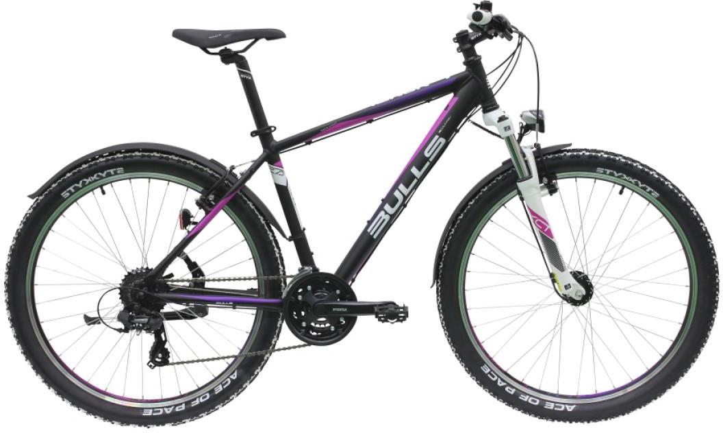 Велосипед горный Bulls Nandi Street 2016, цвет: черный, рама 14,5, колесо 27,5257405