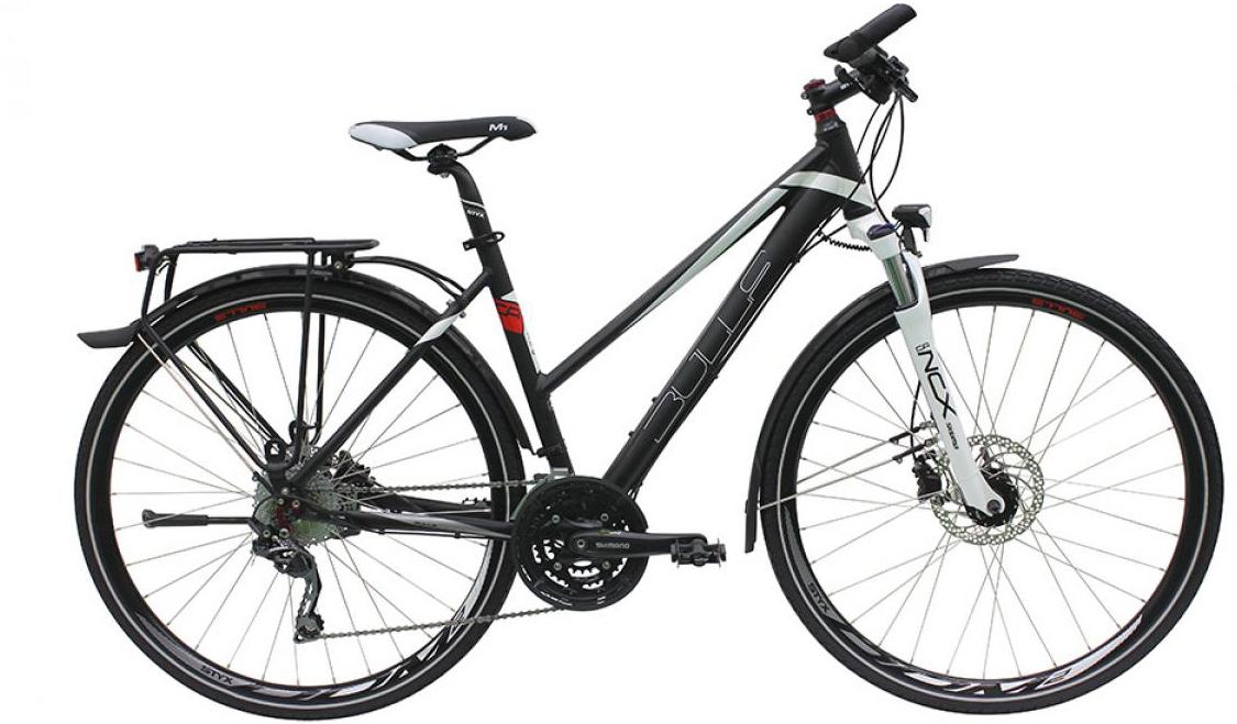 Велосипед женский Bulls Street Mover 2016, цвет: черный, рама 19, колесо 28257494