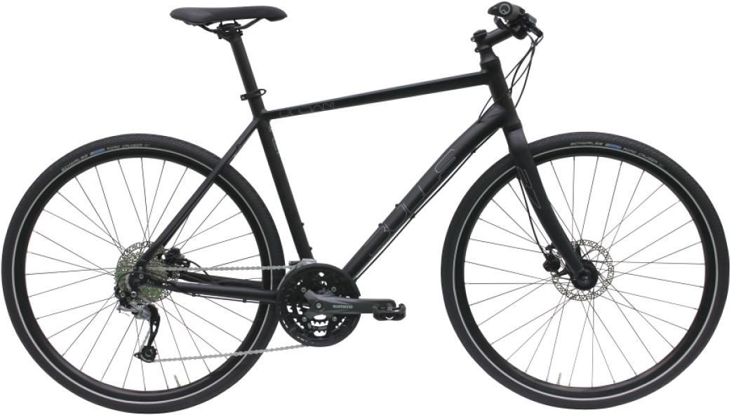 Велосипед городской Bulls Urban 27 2016, цвет: черный, рама 24, колесо 28257516