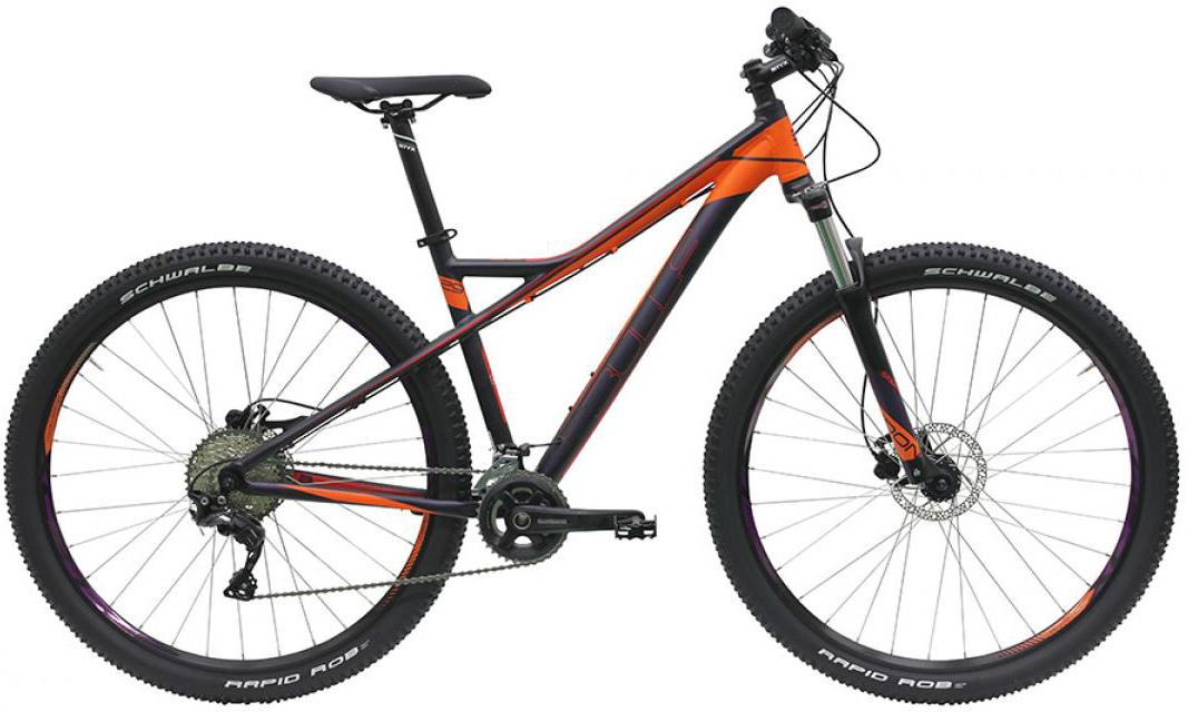 Велосипед женский Bulls Aminga LT 2016, цвет: фиолетовый, рама 16, колесо 29257543