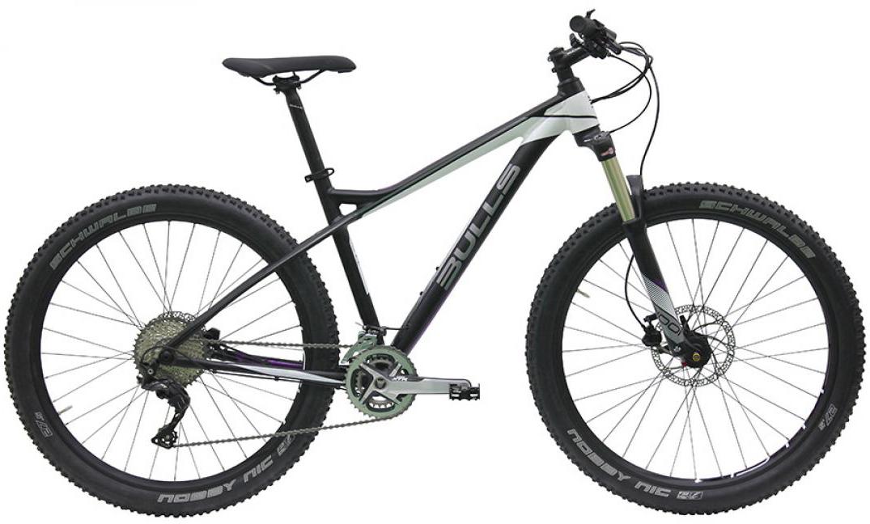 Велосипед женский Bulls Aminga Plus 2016, цвет: черный, рама 18, колесо 27,5257549