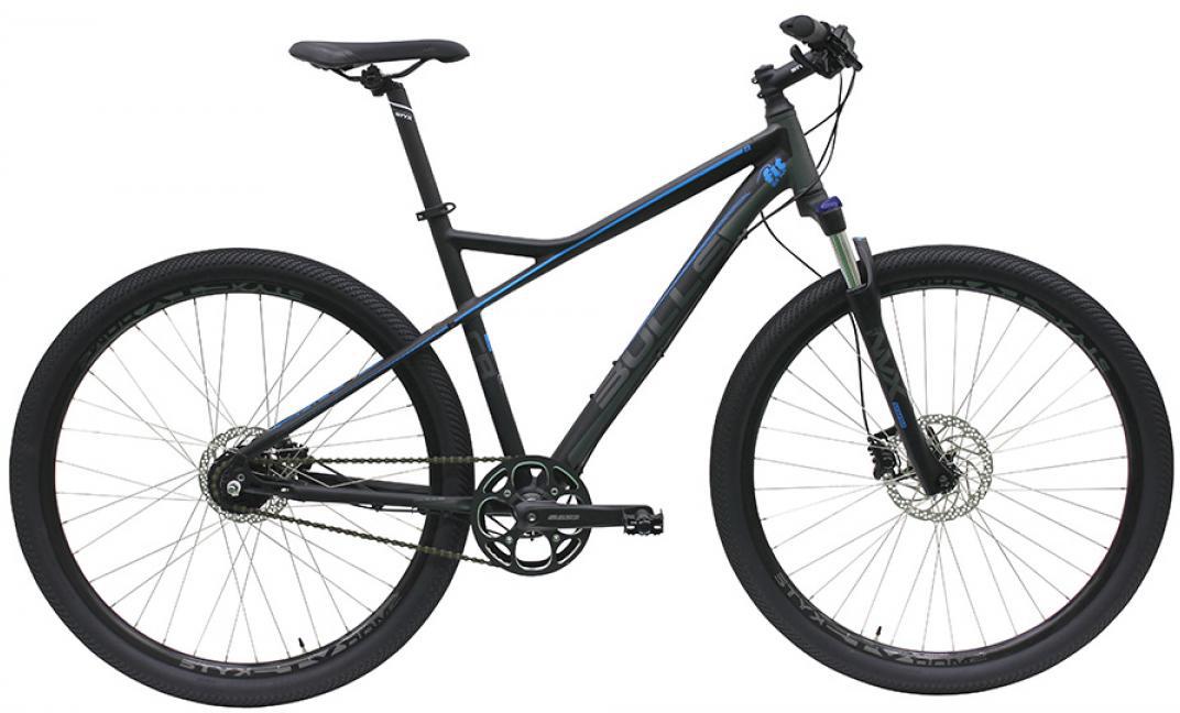 Велосипед горный Bulls Cross Rider 8 Fit for Fun 2016, цвет: серый, рама 17,5, колесо 29257604