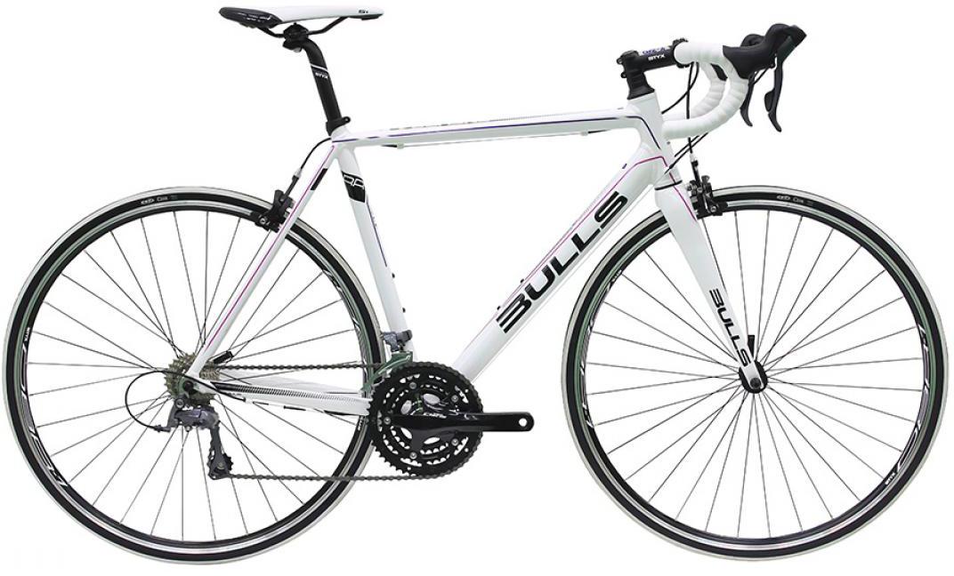 Велосипед женский Bulls Ancura 1 2016, цвет: белый, рама 20, колесо 28257608