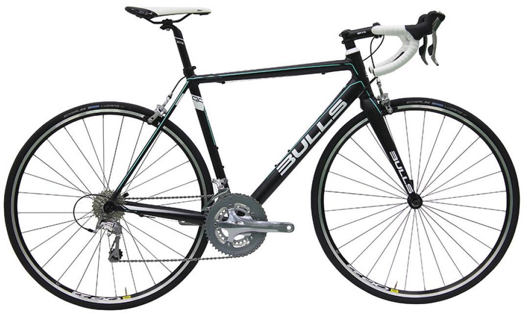 Велосипед женский Bulls Ancura 2 2016, цвет: черный, рама 20, колесо 28257612