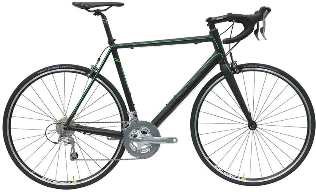 Велосипед шоссейный Bulls Vulture 2 2016, цвет: черный, рама 20, колесо 28257631