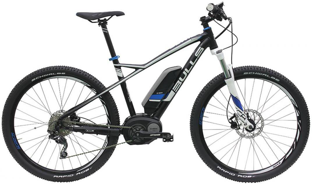 Электровелосипед Bulls Six50 E 1 2016, цвет: черный, рама 20, колесо 27,5257685
