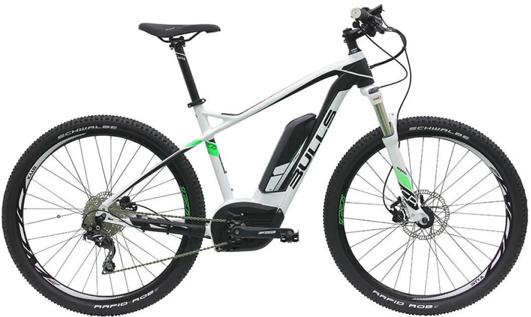 Электровелосипед Bulls Six50 E2 2016, цвет: черный, рама 18, колесо 27,5257699
