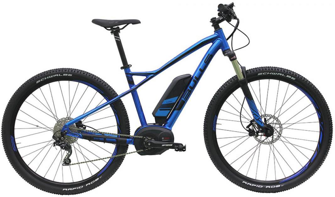 Электровелосипед Bulls Twenty9 E 1,5 2016, цвет: синий, рама 22, колесо 29257734