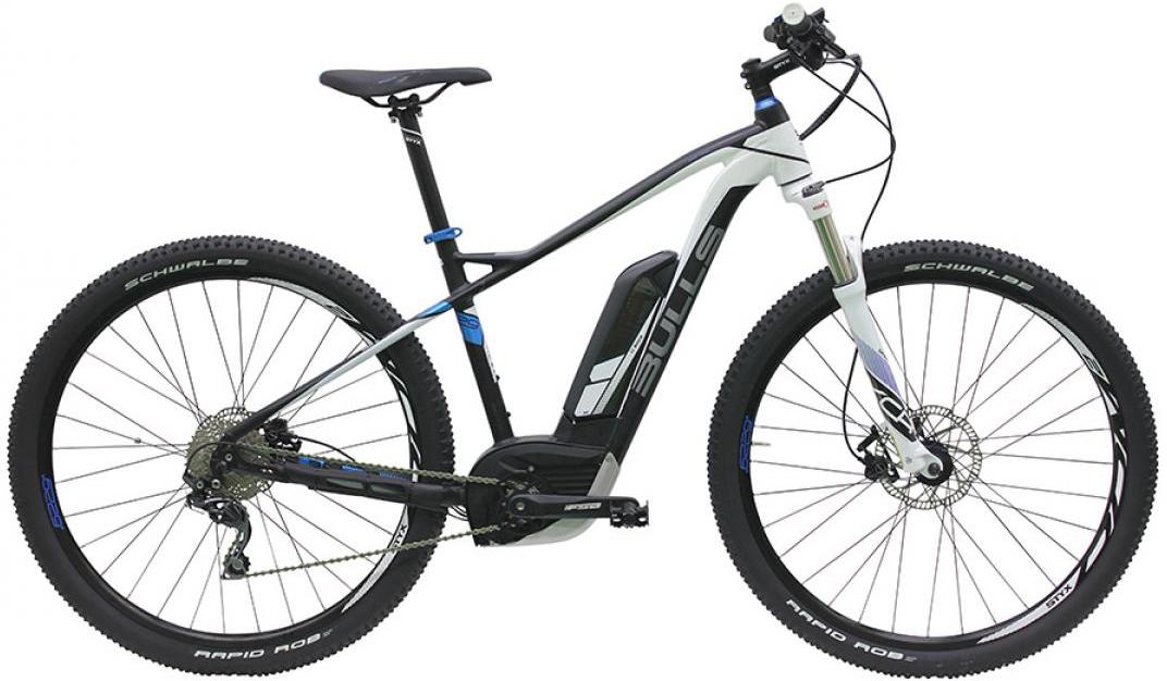 Электровелосипед Bulls Twenty9 E2 2016, цвет: черный, рама 22, колесо 29257740