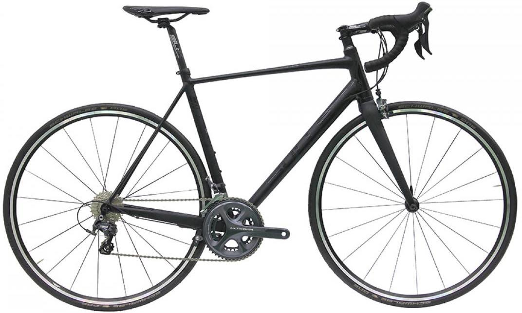 Велосипед шоссейный Bulls Desert Falcon Pro 2016, цвет: черный, рама 20, колесо 28257798
