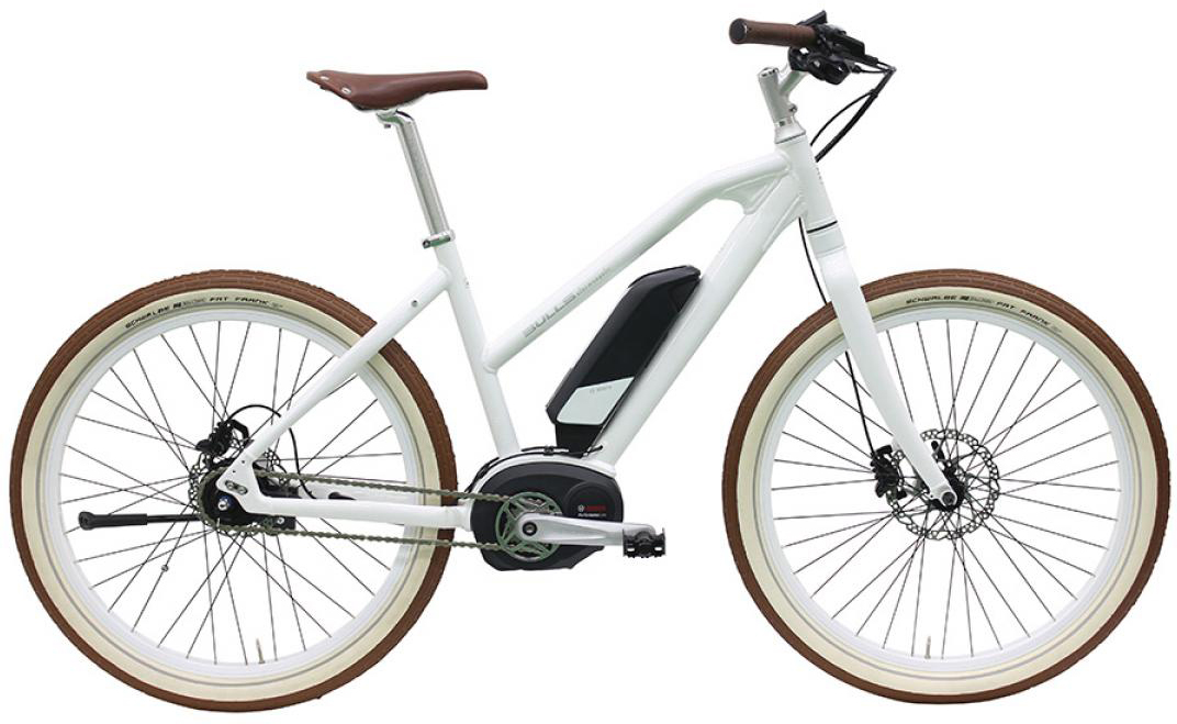 Электровелосипед Bulls Sturmvogel E Lady8 2016, цвет: белый, рама 18,5, колесо 26257856