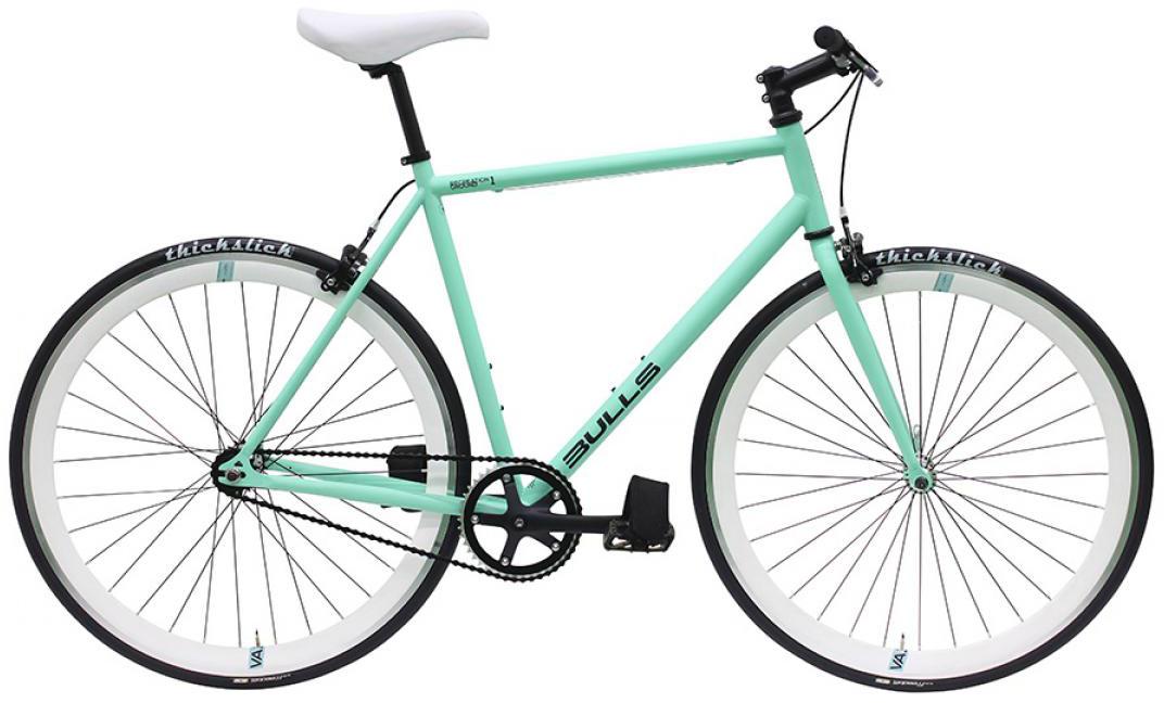 Велосипед городской Bulls Recreation Ground 1 2016, цвет: зеленый, рама 20, колесо 28257910