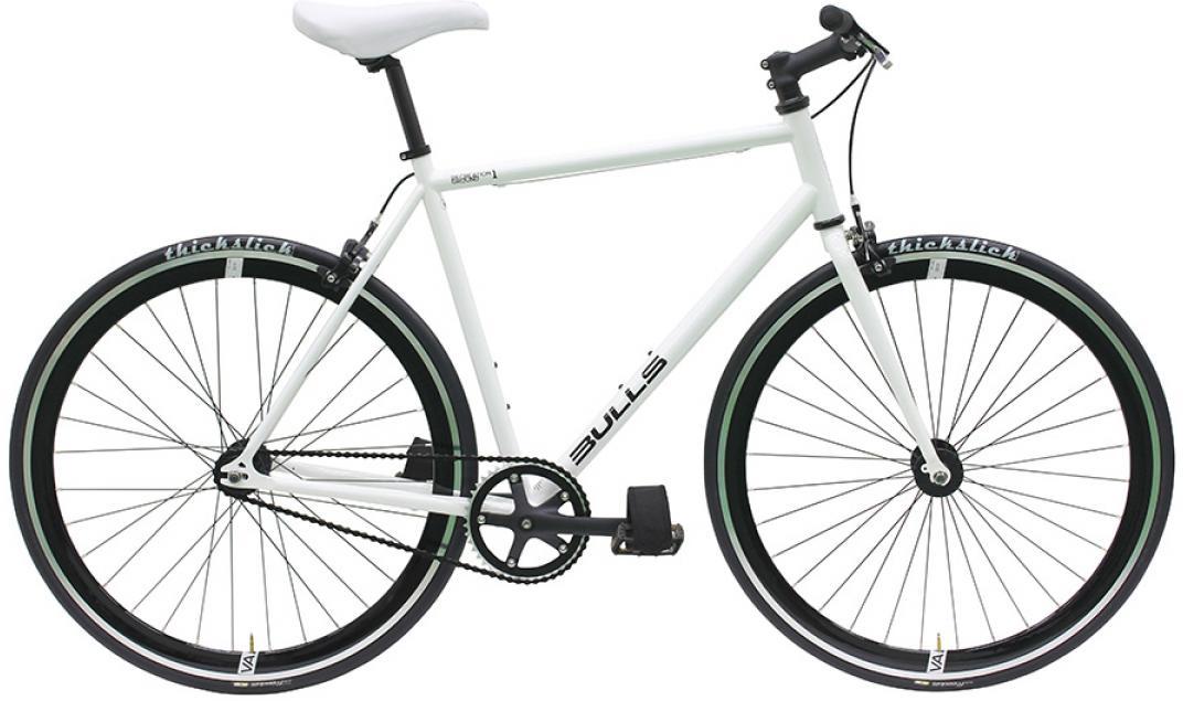 Велосипед городской Bulls Recreation Ground 1 2016, цвет: белый, рама 23,5, колесо 28257915