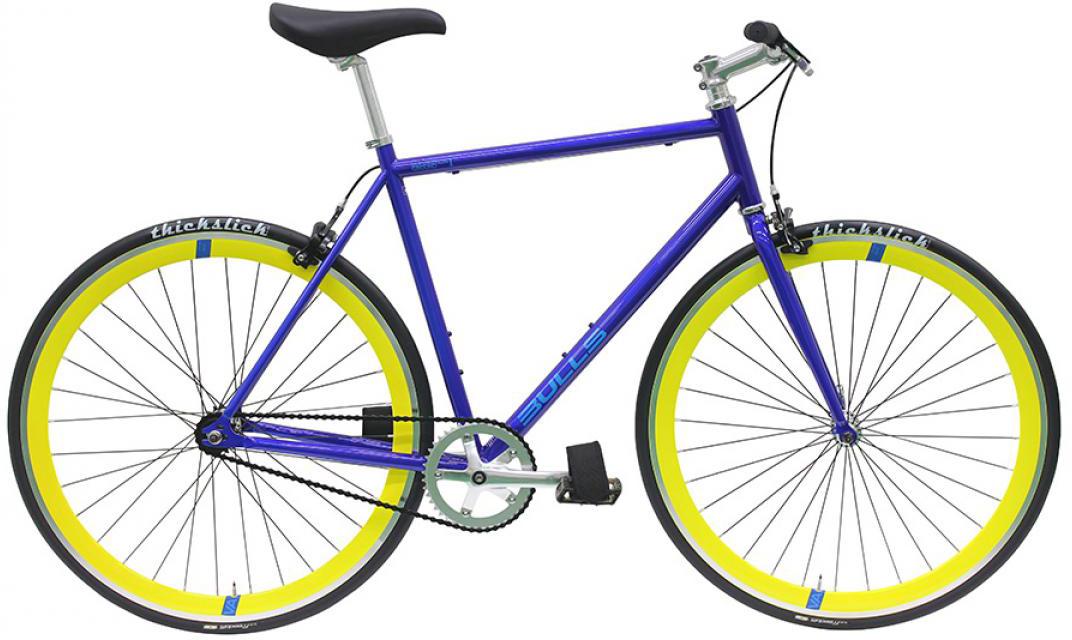 Велосипед городской Bulls Recreation Ground 1 2016, цвет: синий, рама 23,5, колесо 28257918