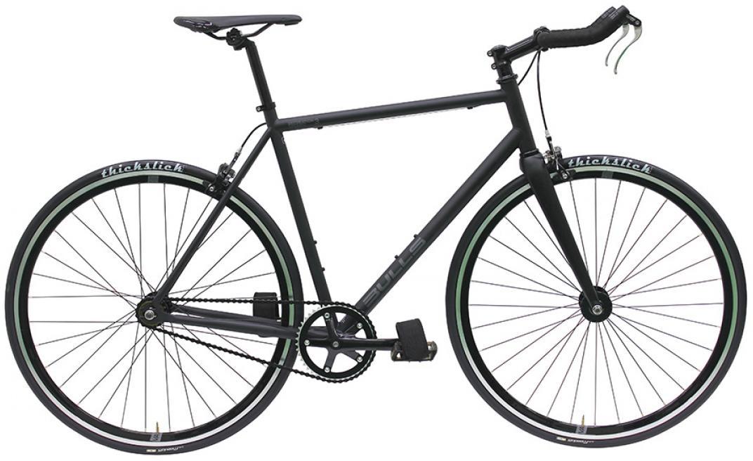 Велосипед городской Bulls Recreation Ground 3 2016, цвет: черный, рама 20, колесо 28257937