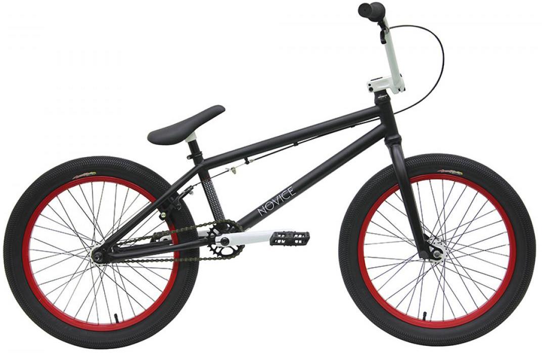 Велосипед BMX Bulls Novice 2016, цвет: черный, колесо 20258125