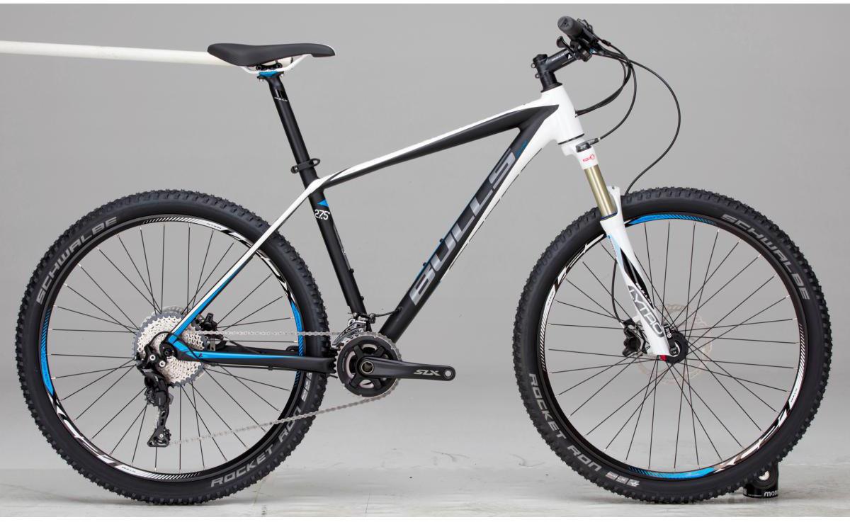 Велосипед горный Bulls Copperhead 3 2017, цвет: белый, рама 20, колесо 27,5270493