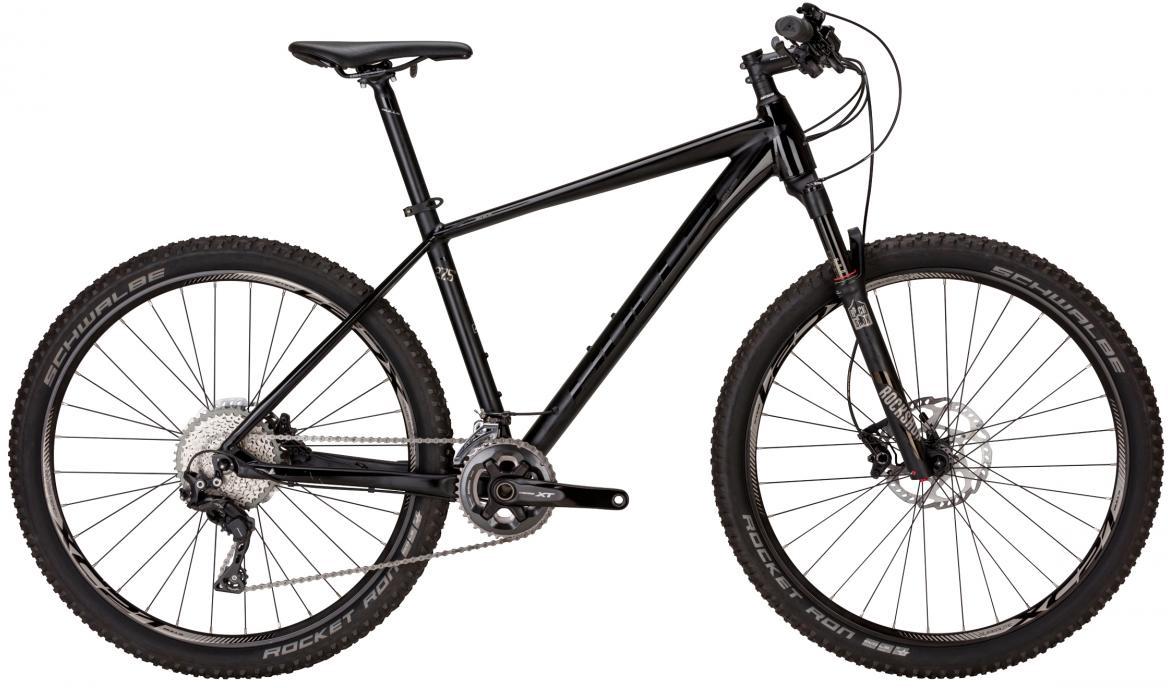 Велосипед горный Bulls Copperhead 3 RS 2017, цвет: черный, рама 16, колесо 27,5270515